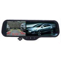 "4.3"" LCD G-sensor Night Vision GPS Car Camera DVR Wifi Android 4.0 system Car Rearview Mirror 1080P  thumbnail image"