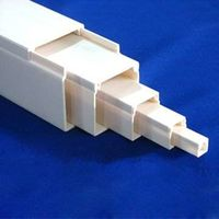 pvc cable trunking product
