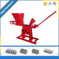 YF1-40 Portable small clay brick making machine
