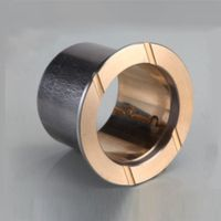 Bi-metal Steel Backed Bronze with PTFE/Fibre Bearing Bushing