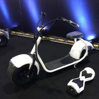 2016 Hotslae City Coco Electric Motorcycle