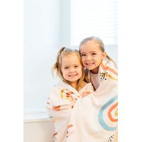 custom 100% polyester sublimation printing beach towel and bath towel fro kids gift thumbnail image