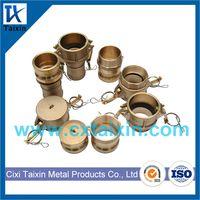 Brass Camlock Coupling Type A B C D E F DC DP thumbnail image