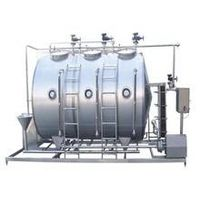 ISO9001 One body type inline brewery cip system