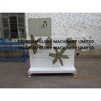 High quality double station winder for plastic extrusion line