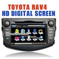 "Toyota RAV4 06-09 Car DVD GPS Navi player in dash 7""HD touch PIP RDS IPOD thumbnail image"