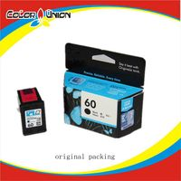 Hot selling ink cartridge ,inkjet cartridge 60B / 60C for HP deskjet