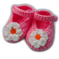 Crochet Baby Shoes high quality from  Thailand_FD36-6