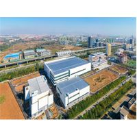 Prefabricated steel structure office buildingcustom steel warehouse manufacturer thumbnail image