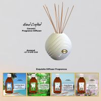 Ceramic Fragrance Diffuser (Hand Crafted) thumbnail image
