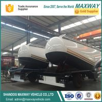 High Quality Cement Tanker Truck Semi trailers