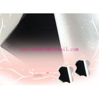 Polyester mesh fabric sportwear  with glue