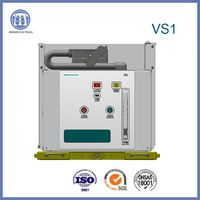 Truck Type High-voltage Vacuum Circuit Breaker
