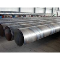 ASTM A252 SSAW Piling Pipe Oil Line Pipe SSAW Steel Pipe thumbnail image