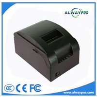 Cheap 76mm&3 Inch paper width 9 pin serial Impact Dot-matrix printer