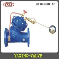 Ball Float Valve/ Hydraulic control valve