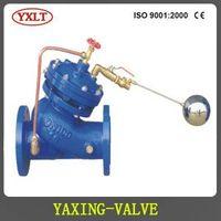 Ball Float Valve/ Hydraulic control valve
