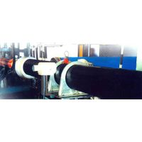 Larger diameter antisepsis insulate pipe extrusion line