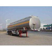 Qixing 46000L 8X4 Aluminum tank truck