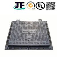 Sanitary Manhole Cover/Stainless Steel Manhole Cover/ Manway Cover thumbnail image