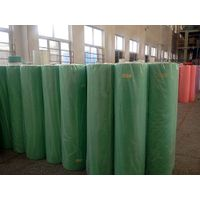 Polypropylene nonwoven fabric rolls