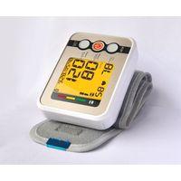 Automatic Wrist Type Blood Pressure Monitor