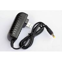12V 1A 12W AC DC power adapter 12W Power Supply with UL/CUL GS CE SAA FCC approved