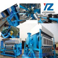 Paper pulp Fruit Tray making Machine