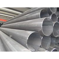api 5l line pipe for oil & gas transmission / stock ERW steel pipe thumbnail image