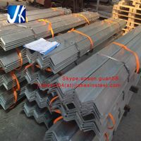 Hot Rolled High Strength Galvanized Angle Bar / Steel Angle thumbnail image