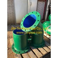 Flanged Spigots ductile iron pipe fittings ISO2531 BSEN545 BSEN598 thumbnail image