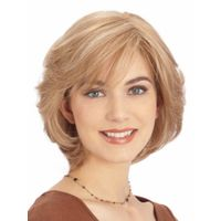 Lace Front Wigs with Natural Straight Human Hair thumbnail image