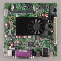 Atom D425 Mini-ITX Motherboard D425M4S1 with 12VDC ,4xCOM(headers),industral degree thumbnail image
