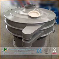 carbon steel rotary vibrating sifter machine