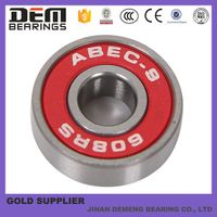 DEM High precision 8227mm Deep groove ball bearing skateboard bearing 608