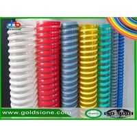 Large Diameter PVC Spiral Suction Hose/Flexible Colorful PVC Water Pump/Dust Suction Hose