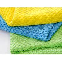 Household Homework Microfiber Kitchen & Bathtub Clean Wash Care Towel Cloth
