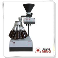 High accuracy laboratory automatic rotary sample divider for mineral dividing