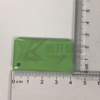 13.56mhz HF RFID smart chip card, sticker pvc nfc card, cheapest tracking RFID Tags thumbnail image