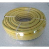 Yellow PVC Garden Hose