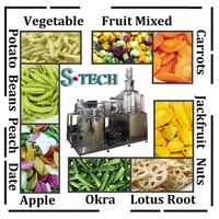 Cheapest vacuum fruit and vegetable chips machine thumbnail image