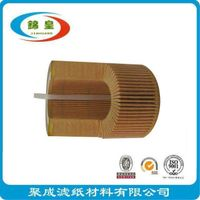 Automobile motorcycle engine oil filter using paper thumbnail image