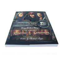 China Book Printing Services-Softcover Book, Perfect Bound Book Printing