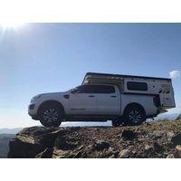 pick-up truck camper RV