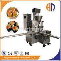 Hanming semi-automatic double line siomai making machine