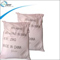 High purity 99.8 min industry grade melamine powder