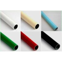 plastic coated pipe