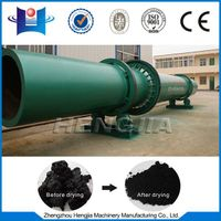 Supply industrial rotary dryer from China manufacturer