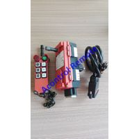 6 button 200meters PLL crane remote control with single speed