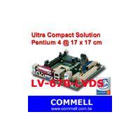 LV-670-LVDS Pentium 4 Mini-ITX Industrial motherboard thumbnail image